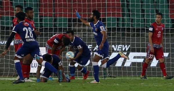 ISL: Substitute Rafi's late strike helps Chennaiyin FC draw 1-1 against Jamshedpur FC