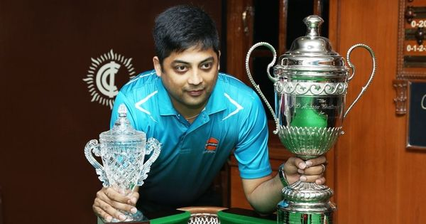 CCI All India Open Snooker Championship: Brijesh Damani beats Sourav Kothari to win title