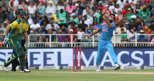 Bhuvneshwar's five-for, Dhawan's 72 engineer India's clinical win over South Africa