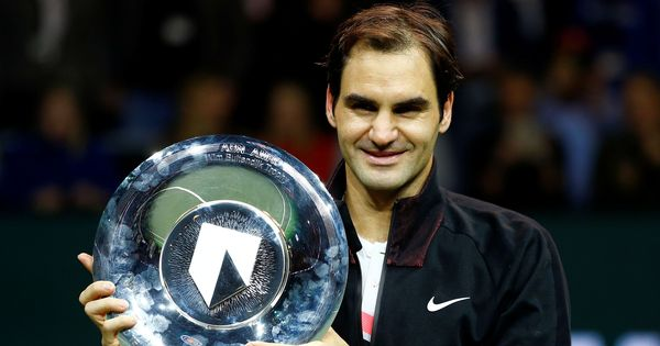 'One of the best weeks of my life': Roger Federer on his 97th title & reclaiming No 1