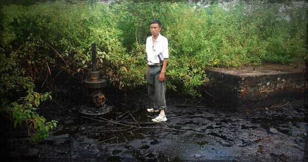 Bone of the land: The search for oil shapes politics in this corner of Nagaland