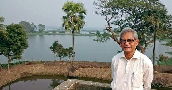 Dhrubajyoti Ghosh, saviour of the East Kolkata Wetlands, believed in people and not policies