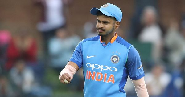 'Battle for middle-order slot excites me': Shreyas Iyer confident of cementing place in India XI