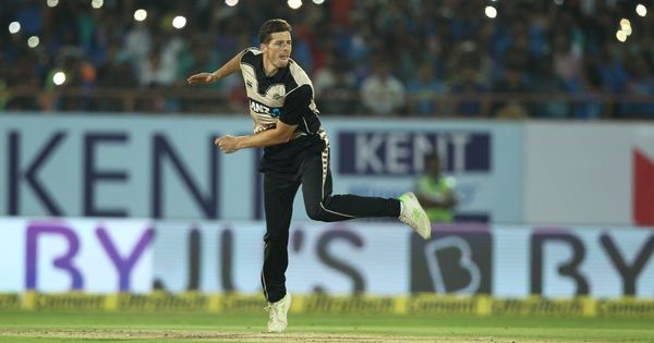 I'll be happy to be bowling to Dhoni in CSK nets rather than in a match: Mitchell Santner