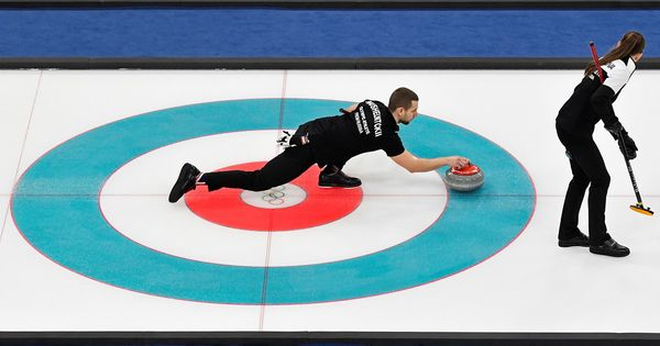 The question everyone is asking at Pyeongchang: Why would a curler need to dope?