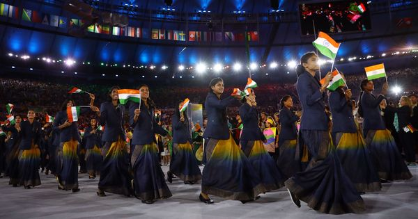 No Saree: India women athletes to wear trousers and blazer at CWG 2018 opening ceremony