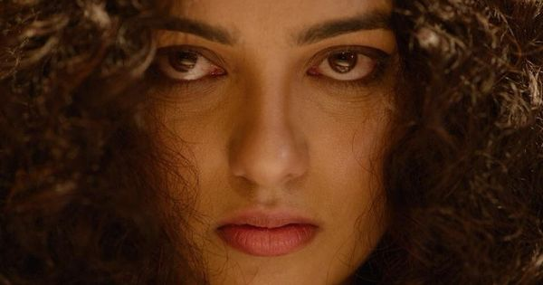 Nithya Menen is all by herself in the upcoming 'Praana'