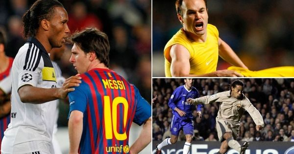 Classic on the cards? Chelsea vs Barca set to be another fiery Champions League clash