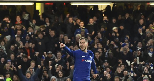 Good to be compared to Messi and Ronaldo, but have to play well in big games: Eden Hazard