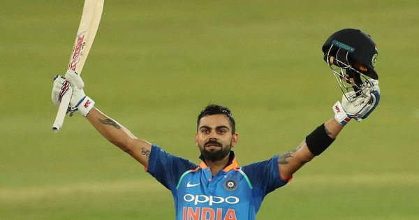 Virat Kohli becomes first Indian to cross 900 points in ICC ODI player rankings