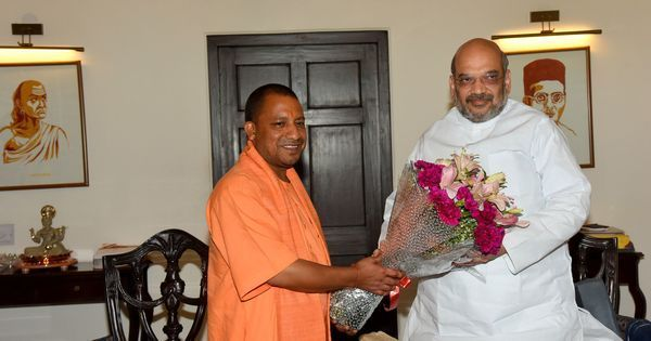 BJP's choice of candidate for Gorakhpur bye-polls shows Yogi Adityanath has limited say in the party