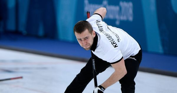Russian Olympic curler denies knowingly doping, says positive test a 'shock'