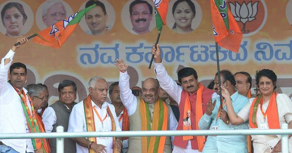 The Daily Fix: In Karnataka, BJP is pulling out the familiar mixture of communalism and fake news