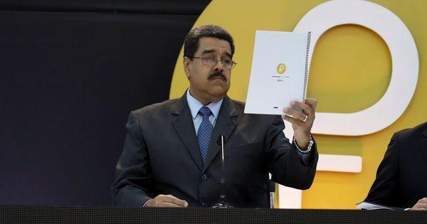 वेनेजुएला अपनी डिजिटल मुद्रा जारी करने वाला दुनिया का पहला देश बना