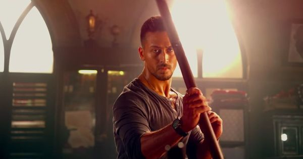 Trailer talk: Tiger Shroff's muscles do the talking in 'Baaghi 2'