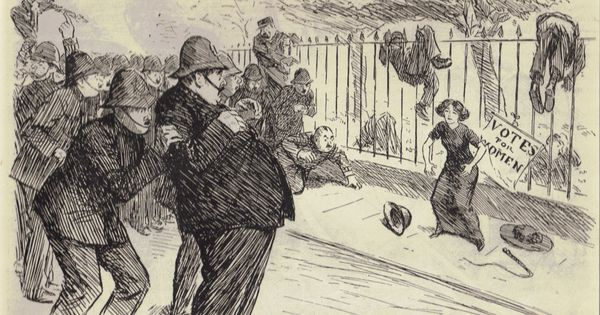 Fighting back: How the women's self-defence movement mushroomed at the end of the nineteenth century