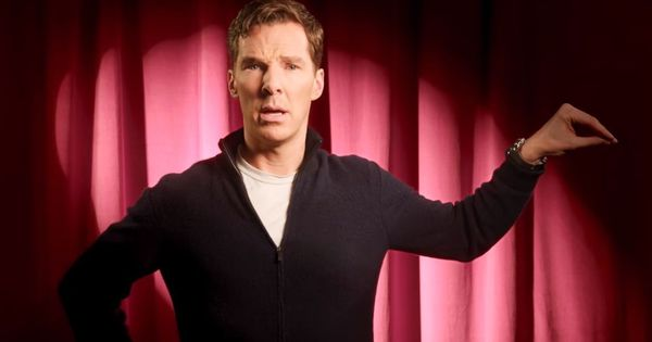 Watch: Benedict Cumberbatch recites 'I'm a Little Teapot' to invite 'Avengers' fans for tea