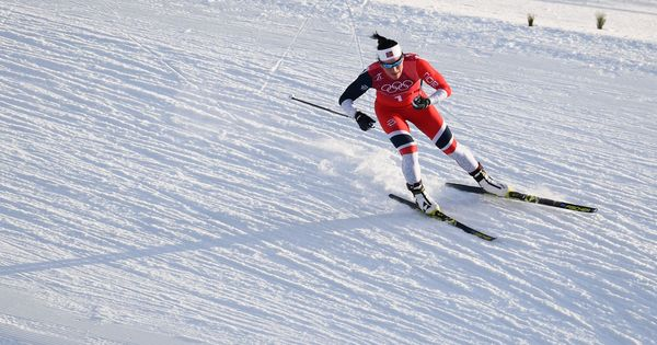 Norway's Marit Bjoergen becomes most successful athlete in Winter Olympic Games history