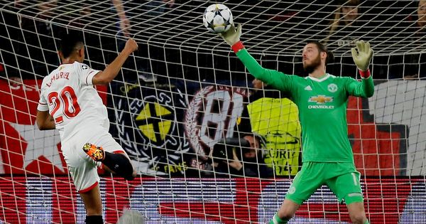 Watch: Yet another 'Dave saves' masterclass from Manchester United's De Gea