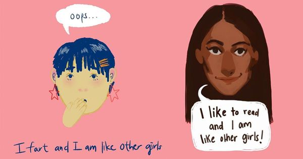 This Women's Day, let us retire phrases like 'I'm not like other girls'