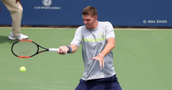228th-ranked wildcard Opelka shocks Sock in a day of upsets at Delray Beach Open