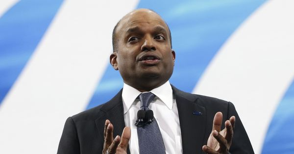 Ford fires head of North America operations Raj Nair after allegations of inappropriate behaviour
