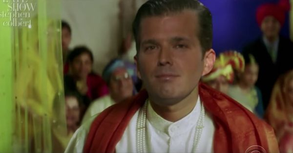 Watch: Donald Trump Jr's glib comments about India's poor have earned him a Bollywood parody