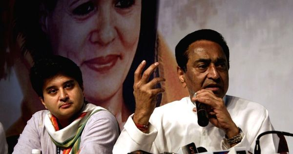 Congress is a cohesive unit in many key states now – but remains a house divided in Madhya Pradesh