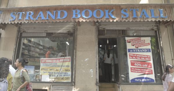 Mumbai's iconic Strand Book Stall died long ago – it's only being buried this month