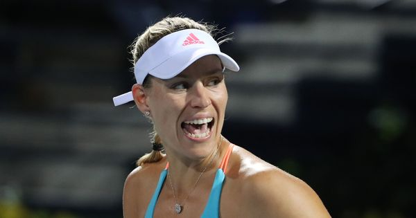 Eastbourne tennis: Kerber packs off Halep to set up semi-final clash against unseeded Ons Jabeur