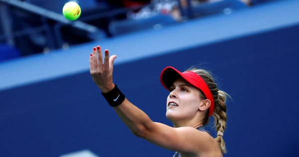 Tennis: Bouchard's good run ends after injury, Cornet to play Minella in Gstaad final