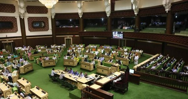 Rajasthan: BJP legislators call for 'purification ritual' in Assembly building to ward off 'ghosts'