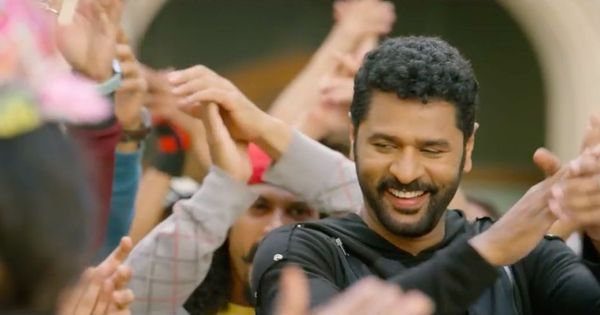 Trailer talk: Prabhudeva plays a dance teacher once again in 'Lakshmi'