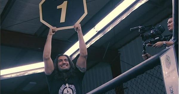 Elias Theodorou set to be MMA's first 'Ring Boy' in an all-female championship