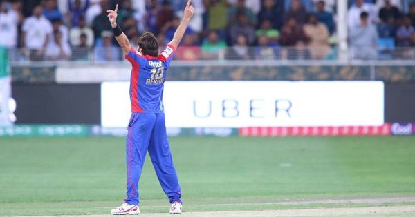 Watch: Shahid Afridi pulls off a stunning catch in the PSL