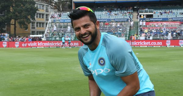 'Virat has showed faith in me': Free-stroking Suresh Raina hopes to win back ODI spot