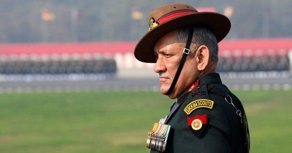 Army chief Bipin Rawat says India will reciprocate if Pakistan stops terrorism