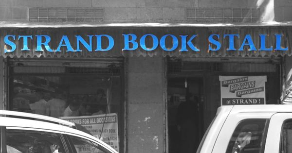 Video: Mumbai's Strand Book Stall is closing. We take a trip down memory lane