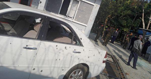 Myanmar: Three bombs hit Rakhine state capital, one person injured