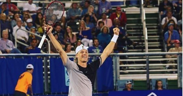 Shapovalov reaches Delray Beach Open semi-final, to face winner of Chung vs Tiafoe
