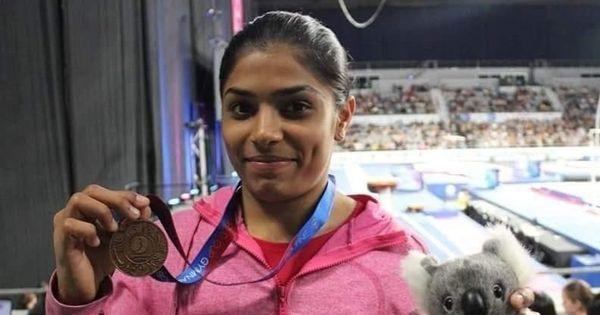 भारत की अरुणा रेड्डी ने जिम्नास्टिक विश्व कप में पदक जीतकर इतिहास रचा