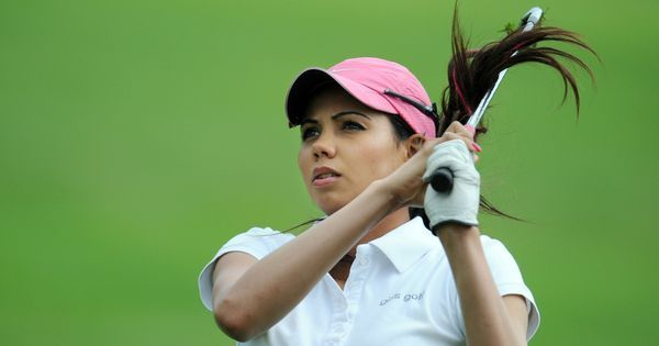 Sharmila Nicollet shares lead after first round at the Beijing Ladies Classic