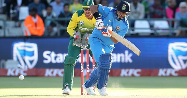 India v South Africa, 3rd T20I, live: Bhuvneshwar strikes early in SA's chase of 173