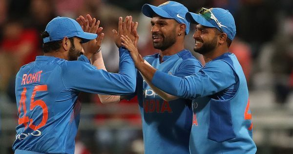 No Kohli and Dhoni as Rohit Sharma named captain in India's 15-man squad for T20I tri-series