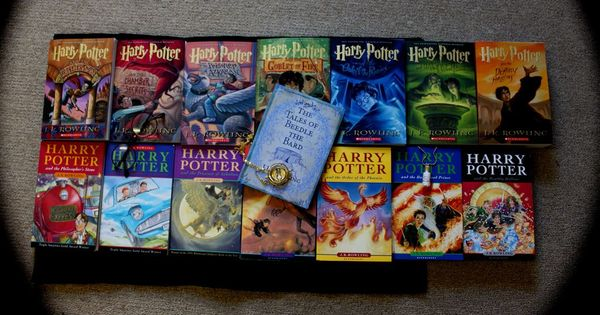 What is the real message of the Harry Potter series? (Hint: it's about death)