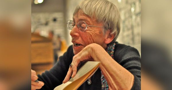 How a linguistics teacher created an entire anarchist language inspired by Ursula K le Guin