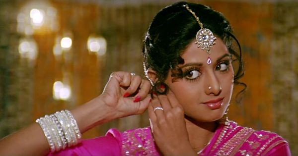 From a slithering snake-woman to jive queen, Sridevi perfected dance in Indian cinema