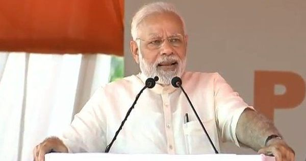 The big news: Narendra Modi warns BJP members not to give media any masala, and 9 other top stories
