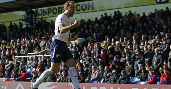 Premier League: Harry Kane's late winner pushes Tottenham into fourth spot
