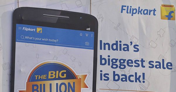 Flipkart is crushing Amazon in online smartphone sales in India